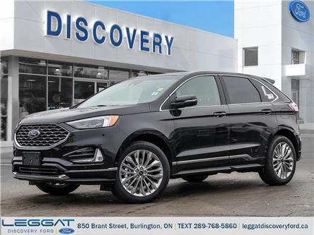 2020 Ford Edge Titanium (Stk: ED20-01063) in Burlington - Image 1 of 23