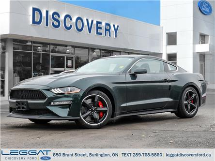 2020 Ford Mustang BULLITT (Stk: MU20-81258) in Burlington - Image 1 of 23