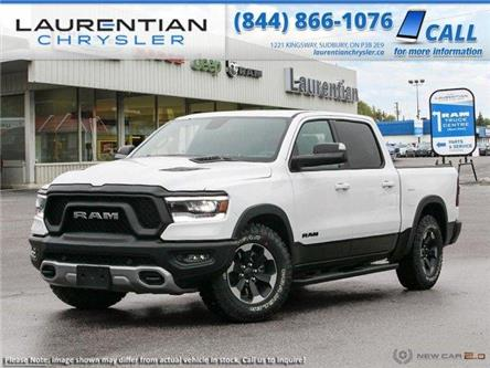 2019 RAM 1500 Rebel (Stk: 19337D) in Sudbury - Image 1 of 23