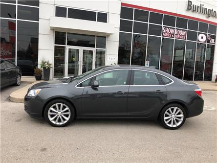 2017 Buick Verano Base (Stk: U10900) in Burlington - Image 2 of 17