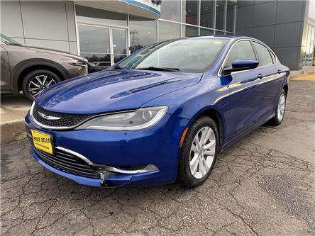 2016 Chrysler 200 Limited (Stk: 22129) in Pembroke - Image 2 of 8