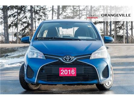 2016 Toyota Yaris LE (Stk: H19038B) in Orangeville - Image 2 of 16