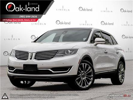 2016 Lincoln MKX Reserve (Stk: 0A011A) in Oakville - Image 1 of 27