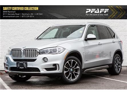 2018 BMW X5 xDrive35i (Stk: U12650) in Markham - Image 1 of 20
