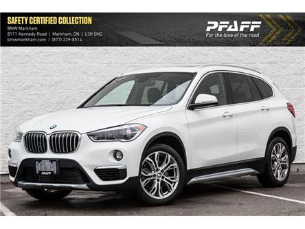 2018 BMW X1 xDrive28i (Stk: U12651) in Markham - Image 1 of 19