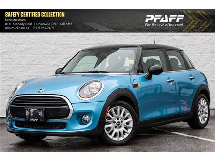 2016 MINI 5 Door Cooper (Stk: O12693) in Markham - Image 1 of 18