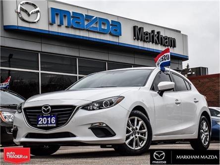 2016 Mazda Mazda3 Sport GS (Stk: D5200024A) in Markham - Image 1 of 25