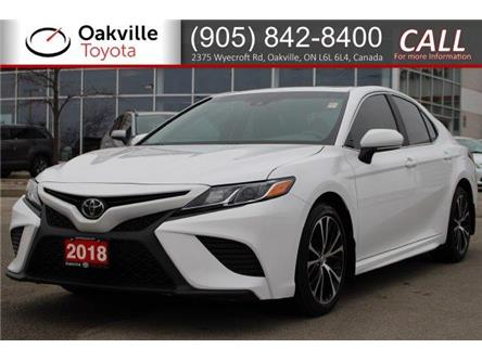 2018 Toyota Camry SE (Stk: P6822) in Oakville - Image 1 of 18