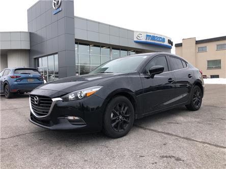 2018 Mazda Mazda3  (Stk: 19t179a) in Kingston - Image 1 of 15
