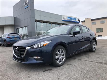 2018 Mazda Mazda3 GX (Stk: 19P079) in Kingston - Image 1 of 14