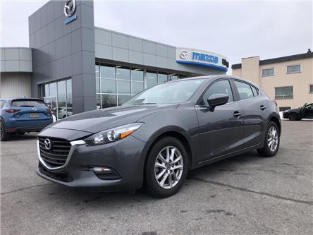 2017 Mazda Mazda3 Sport GS (Stk: 19P068) in Kingston - Image 1 of 15