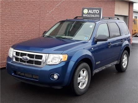 2008 Ford Escape XLT (Stk: U3543A) in Charlottetown - Image 1 of 8