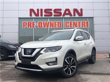 2017 Nissan Rogue SL Platinum (Stk: M10405A) in Scarborough - Image 1 of 26