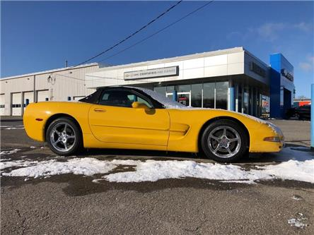 2001 Chevrolet Corvette Base (Stk: PR1528A) in Brockville - Image 1 of 2