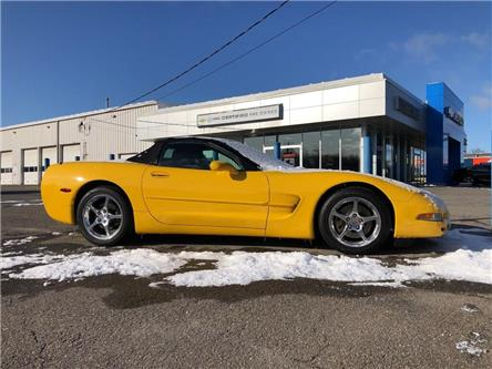 2001 Chevrolet Corvette Base (Stk: PR1528A) in Brockville - Image 2 of 2
