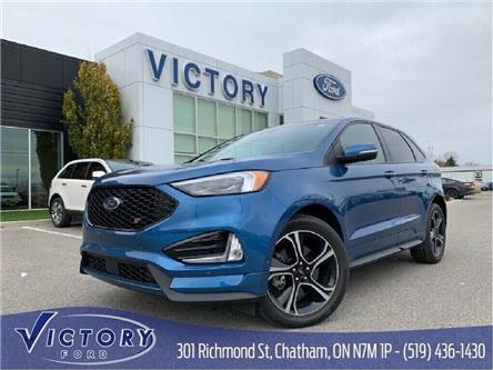 2019 Ford Edge ST (Stk: V10333CAP) in Chatham - Image 1 of 30