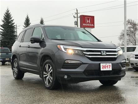 2017 Honda Pilot EX-L Navi (Stk: U6540) in Waterloo - Image 1 of 2