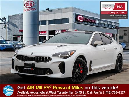 2019 Kia Stinger GT Limited (Stk: 19459) in Toronto - Image 1 of 28
