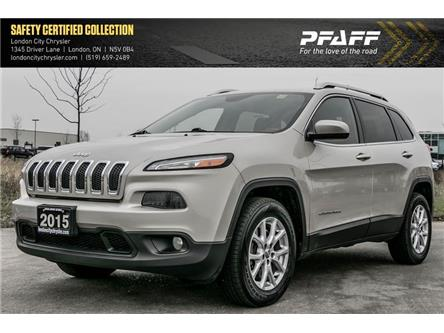 2015 Jeep Cherokee North (Stk: LC2189A) in London - Image 1 of 21
