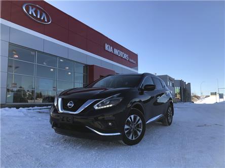 2018 Nissan Murano SV (Stk: P0438) in Calgary - Image 1 of 26