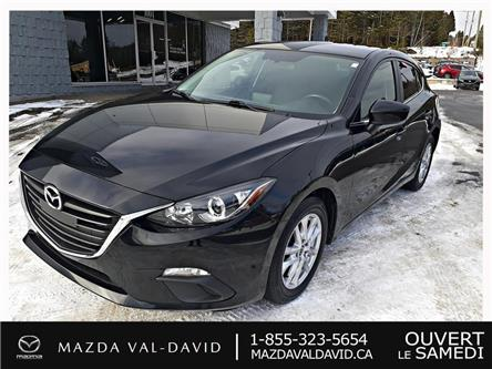 2016 Mazda Mazda3 Sport GS (Stk: 19463A) in Val-David - Image 1 of 22
