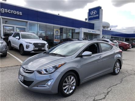 2016 Hyundai Elantra Sport Appearance (Stk: 29385A) in Scarborough - Image 1 of 17