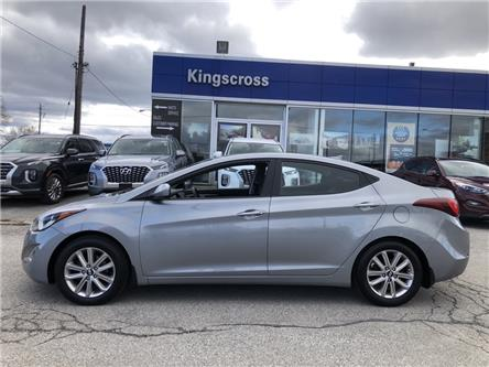 2016 Hyundai Elantra Sport Appearance (Stk: 29385A) in Scarborough - Image 2 of 17