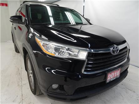 2016 Toyota Highlander XLE (Stk: 36847U) in Markham - Image 1 of 8
