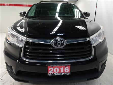2016 Toyota Highlander XLE (Stk: 36847U) in Markham - Image 2 of 8