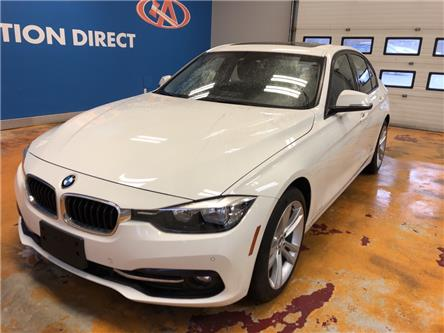 2016 BMW 320i xDrive (Stk: 16-T93610) in Lower Sackville - Image 1 of 17