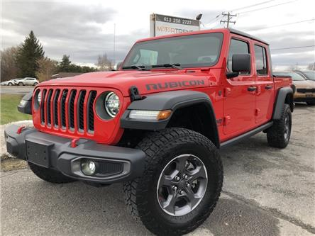 2020 Jeep Gladiator Rubicon (Stk: -) in Kemptville - Image 1 of 29