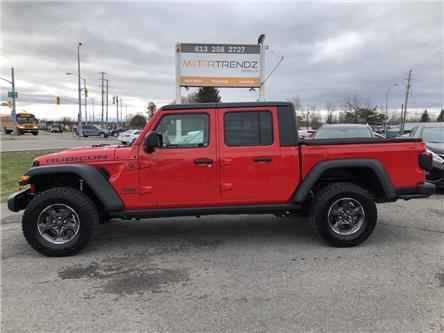 2020 Jeep Gladiator Rubicon (Stk: -) in Kemptville - Image 2 of 29