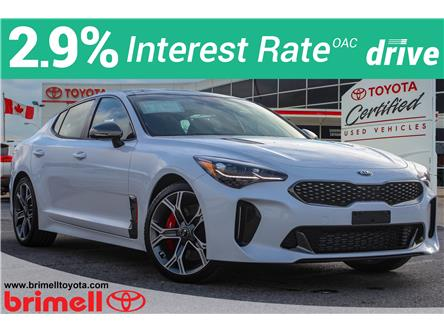 2019 Kia Stinger GT Limited (Stk: 10100) in Scarborough - Image 1 of 31