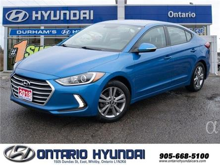 2018 Hyundai Elantra GL (Stk: 97725K) in Whitby - Image 1 of 19