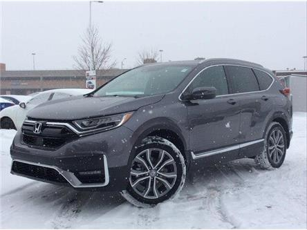 2020 Honda CR-V Touring (Stk: 20-0085) in Ottawa - Image 1 of 12