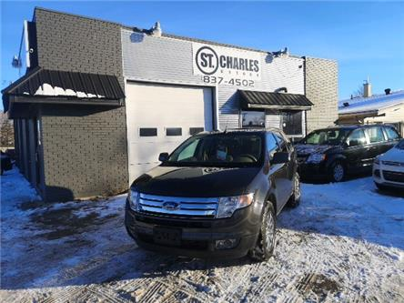2007 Ford Edge SEL Plus (Stk: -) in Winnipeg - Image 1 of 14