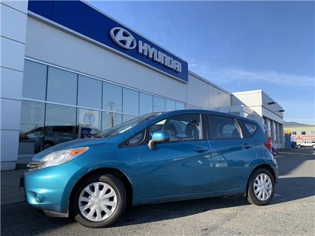 2014 Nissan Versa Note 1.6 SV (Stk: HA2-4797A) in Chilliwack - Image 1 of 11