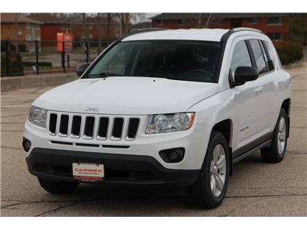 2013 Jeep Compass Sport/North (Stk: 1911529) in Waterloo - Image 1 of 26