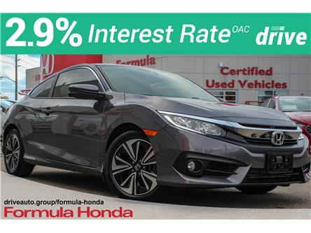 2018 Honda Civic EX-T (Stk: 19-1376A) in Scarborough - Image 1 of 28