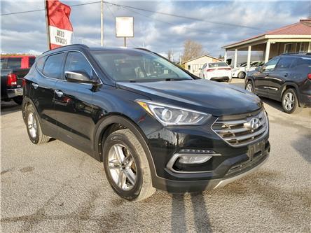 2017 Hyundai Santa Fe Sport 2.4 SE (Stk: ) in Kemptville - Image 1 of 18
