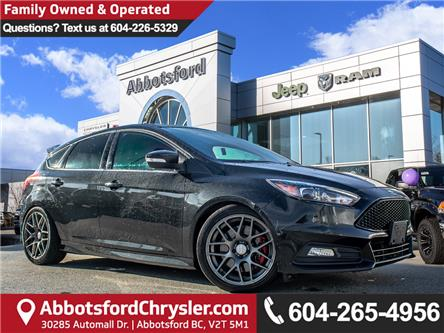 2015 Ford Focus ST Base (Stk: K637907AA) in Abbotsford - Image 1 of 28