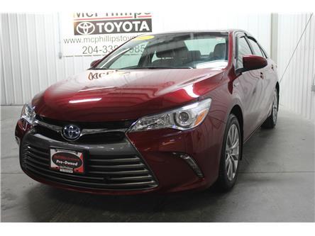 2017 Toyota Camry Hybrid XLE (Stk: W052230A) in Winnipeg - Image 1 of 26