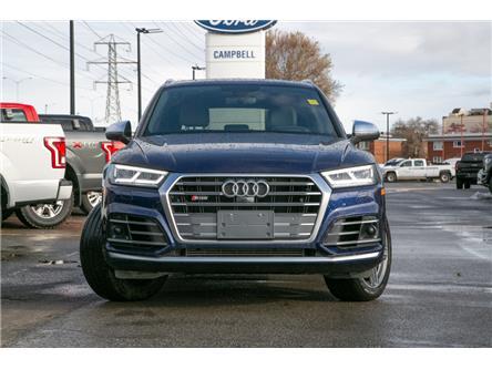 2018 Audi SQ5 3.0T Technik (Stk: 952130) in Ottawa - Image 2 of 30