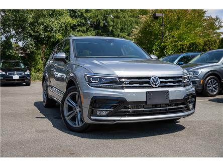 2019 Volkswagen Tiguan Highline (Stk: KT094255) in Vancouver - Image 1 of 28