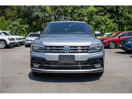 2019 Volkswagen Tiguan Highline (Stk: KT094255) in Vancouver - Image 2 of 28