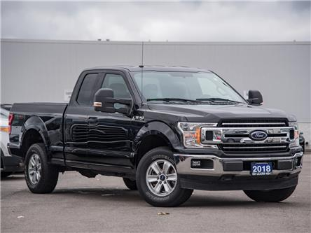 2018 Ford F-150 XLT (Stk: 802726) in St. Catharines - Image 1 of 22