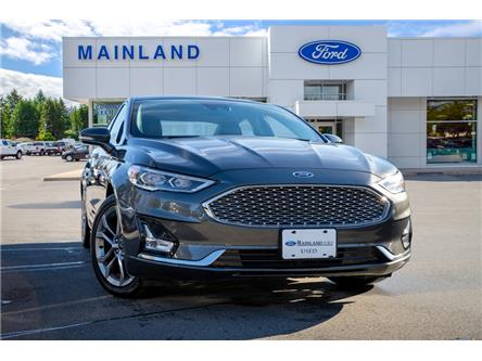 2019 Ford Fusion Hybrid Titanium (Stk: P6231) in Vancouver - Image 1 of 27