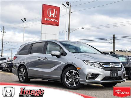 2020 Honda Odyssey EX-L RES (Stk: 10V184) in Hamilton - Image 1 of 22