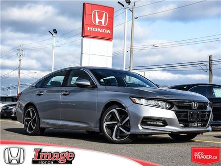 2020 Honda Accord Sport 1.5T (Stk: 10A465) in Hamilton - Image 1 of 21