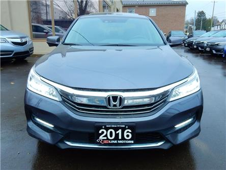 2016 Honda Accord Touring (Stk: 1HGCR2) in Kitchener - Image 2 of 29